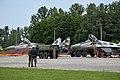 Майбутні аси Повітряних Сил приборкують винищувачі (26144655249).jpg