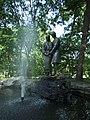 """Місто Корсунь. Скульптура """"Ян і Наталка"""" в міському парку.JPG"""