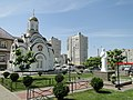 Памятник блаженной Ксении Петербургской - panoramio.jpg