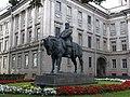 Памятник императору Александру III у Мраморного дворца в Санкт-Петербурге.jpg