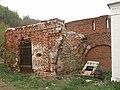 Россия, Нижний Новгород, Нижегородский район, Вознесенский Печёрский монастырь, стена возле церкви Евфимия Сузд - panoramio.jpg