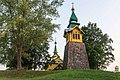 Свята-Пакроўская царква. Званіца (Асінагарадок).jpg