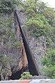 Скол на о. Тапу (о. Джеймса Бонда) - panoramio.jpg