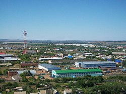 View of Sorochinsk