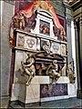 Флоренция. Надгробие Микеланджело - panoramio.jpg