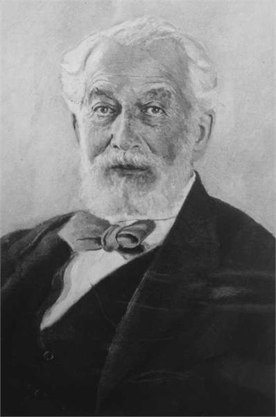 הברון ( אדמונד דה רוטשילד ּ1934 - 1845ׂ-JNF012590.jpeg