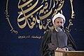 سخنرانی علیرضا پناهیان در جمع هیئت های مذهبی در قصر شیرین به مناسبت بیست و دوم بهمن ماه Alireza Panahian 23.jpg