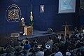 سخنرانی علیرضا پناهیان در جمع هیئت های مذهبی در قصر شیرین به مناسبت بیست و دوم بهمن ماه Alireza Panahian 33.jpg