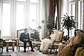 นายกรัฐมนตรีเข้าเฝ้าฯ H.H. Sheikh Hamad bin Khalifa Al - Flickr - Abhisit Vejjajiva (2).jpg