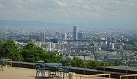 みのお山荘からの景色1 - panoramio.jpg
