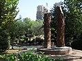南京绿博园展示《新疆硅化木》 - panoramio.jpg