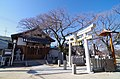 屯倉神社 松原市三宅中4丁目 Miyake-jinja 2014.1.23 - panoramio.jpg