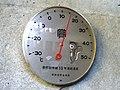 貯金リス温度計.JPG