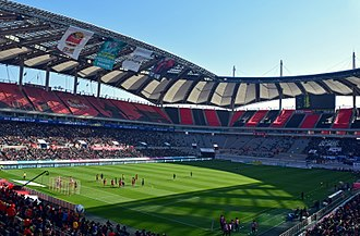 2002 FIFA World Cup - Image: 서울월드컵경기장