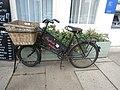-2019-09-19 Delivery bike, Coxfords Butchers, Market Place, Aylsham.JPG