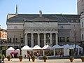 013 Teatro Carlo Felice, façana oest (Gènova), des de la Piazza Raffaele De Ferrari.jpg