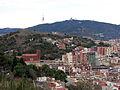016 El Carmel i Collserola des del turó de la Rovira.JPG