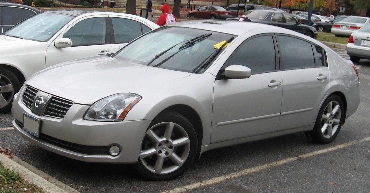2006 Nissan Maxima 3.5 SL - Sedan V6 auto