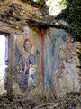 061.Jánovas - pinturas de la pared.JPG