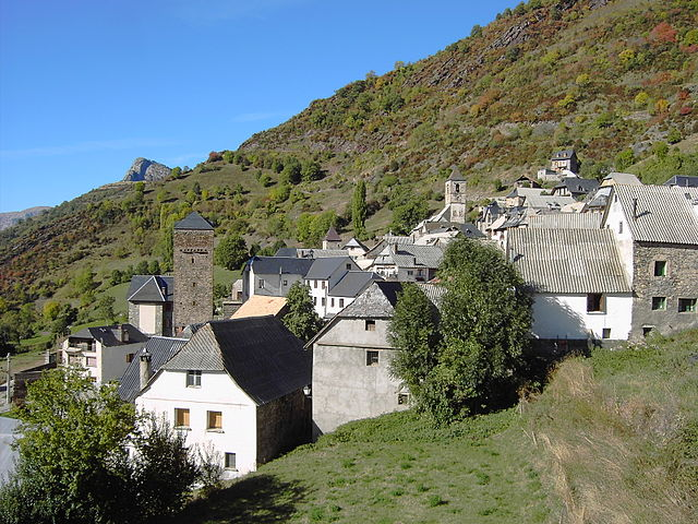 Gistaín (Huesca)