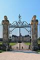 0 Maincy - Grille de l'entrée principale du château de Vaux-le-Vicomte (1).JPG