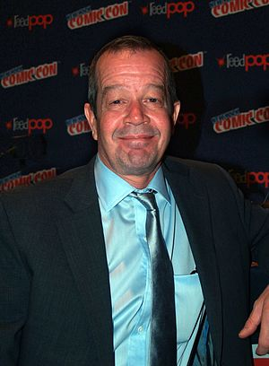 Darwyn Cooke - Cooke at the 2013 New York Comic Con