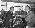 12,5 jarig jubileum Dick Bessem , directeur Olympisch Stadion, Bestanddeelnr 910-7188.jpg