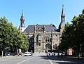 1349 - 2014 Aachener Rathaus. Rückseite am Katschhof.jpg