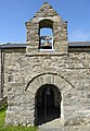 13 century Llangelynnin Church, Gwynedd, Wales - Eglwys Llangelynnin 07.jpg