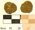 14b. Roman copper alloy coin; barbarous radiate. c.275-85AD. (FindID 236816).jpg