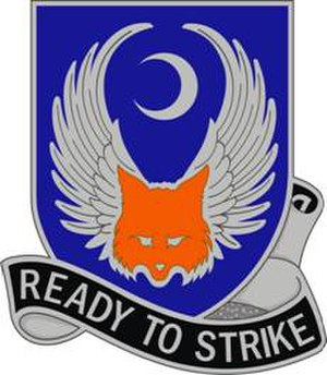 151st Aviation Regiment (United States) - Image: 151 Avn Rgt DUI