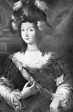 Princess Luisa Cristina of Savoy