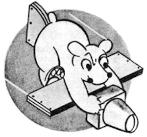 16th Photographic Squadron - Image: 16th Photographic Squadron Emblem