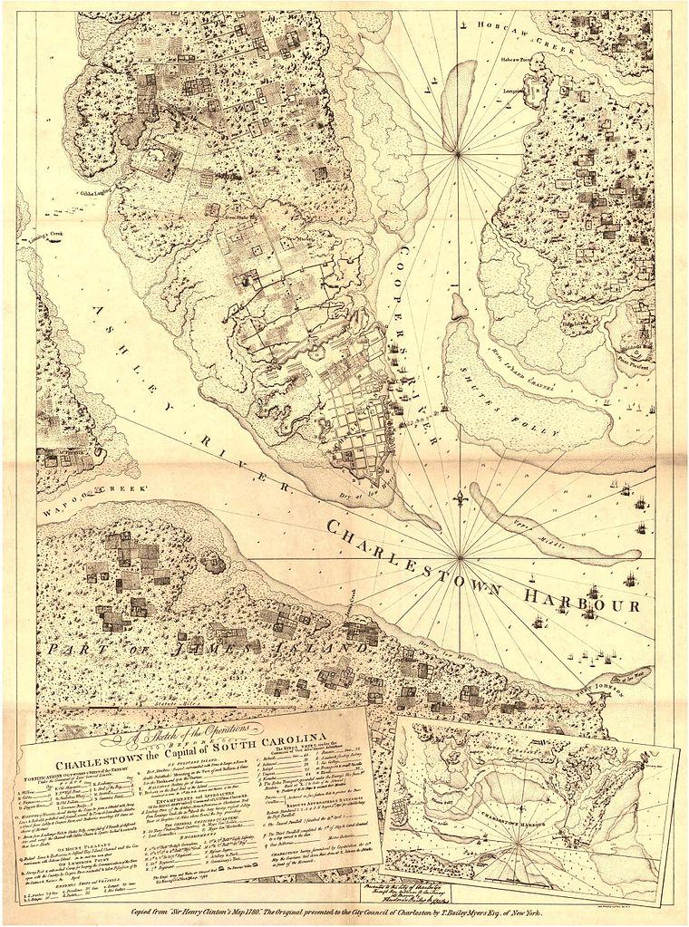 File1780 Map Of Charleston South Carolinajpeg