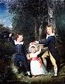 1790 Lawrence Bildnis der Kinder des Lord George Cavendish anagoria.JPG