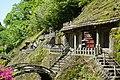 180504 Rakan-ji of Iwami Ginzan Silver Mine Oda Shimane pref Japan01o.JPG