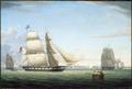 1863 BrigAntelopeInBostonHarbor byFitzHenryLane MFABoston.png