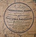1870 Joslins Terrestrial Globe Boston.jpg