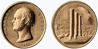 Lyell Medal - Lyell Medal