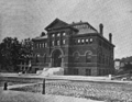 1891 Fitchburg public library Massachusetts.png