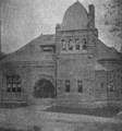 1891 Spencer public library Massachusetts.png