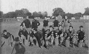 1910 Nebraska Cornhuskers football team - Image: 1910 Nebraska Cornhuskers football team