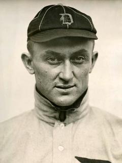 Ty Cobb American baseball player