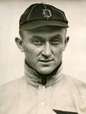 Ty Cobb - Cobb in 1913