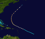 1916 Atlantic hurricane 11 track.png