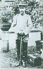 Zhu De in 1916