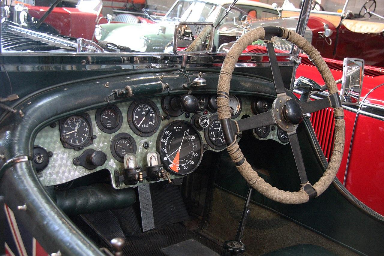 File 1929 Bentley 4 189 Litre Blower Jpg Wikimedia Commons