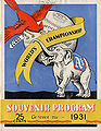 1931 World Series- Philadelphia Athletics vs. St. Louis Cardinals (3533485459).jpg