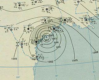 1942 Matagorda hurricane Category 3 Atlantic hurricane in 1942