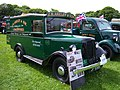 1948 Jowett Bradford (JP 6981) panel van, 2012 HCVS Tyne-Tees Run.jpg